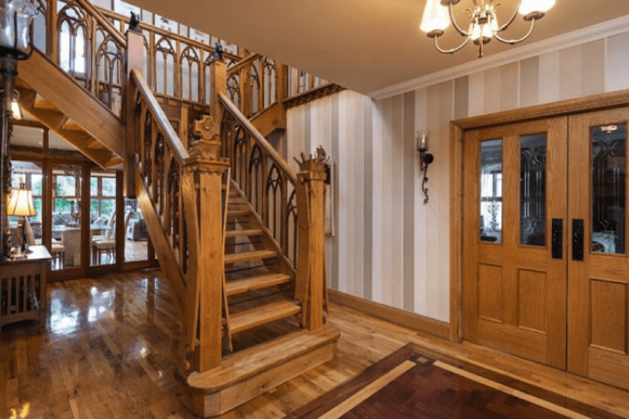 Staircase Restoration and Sanding Costs Dublin