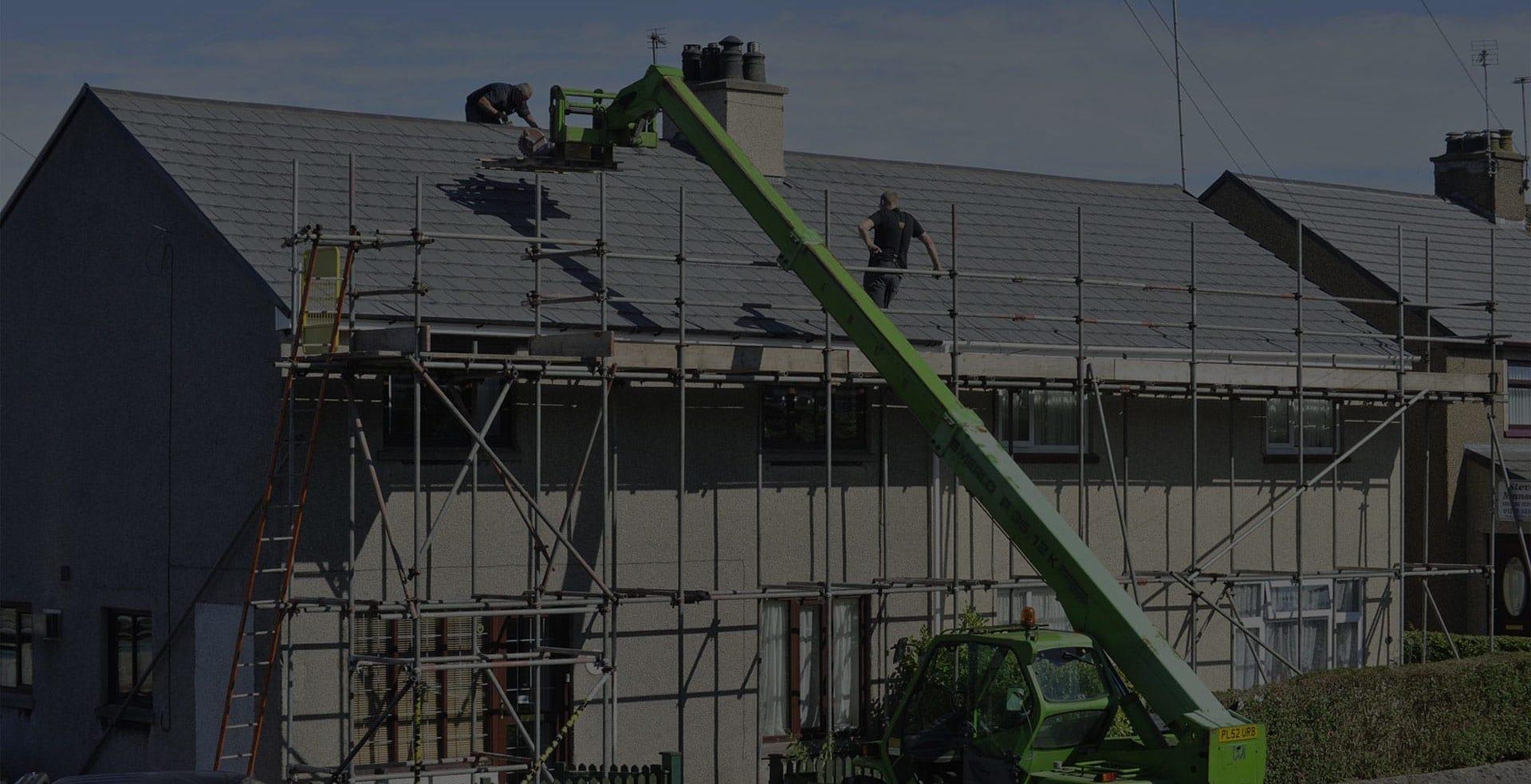 Roof Repairs Dublin 18